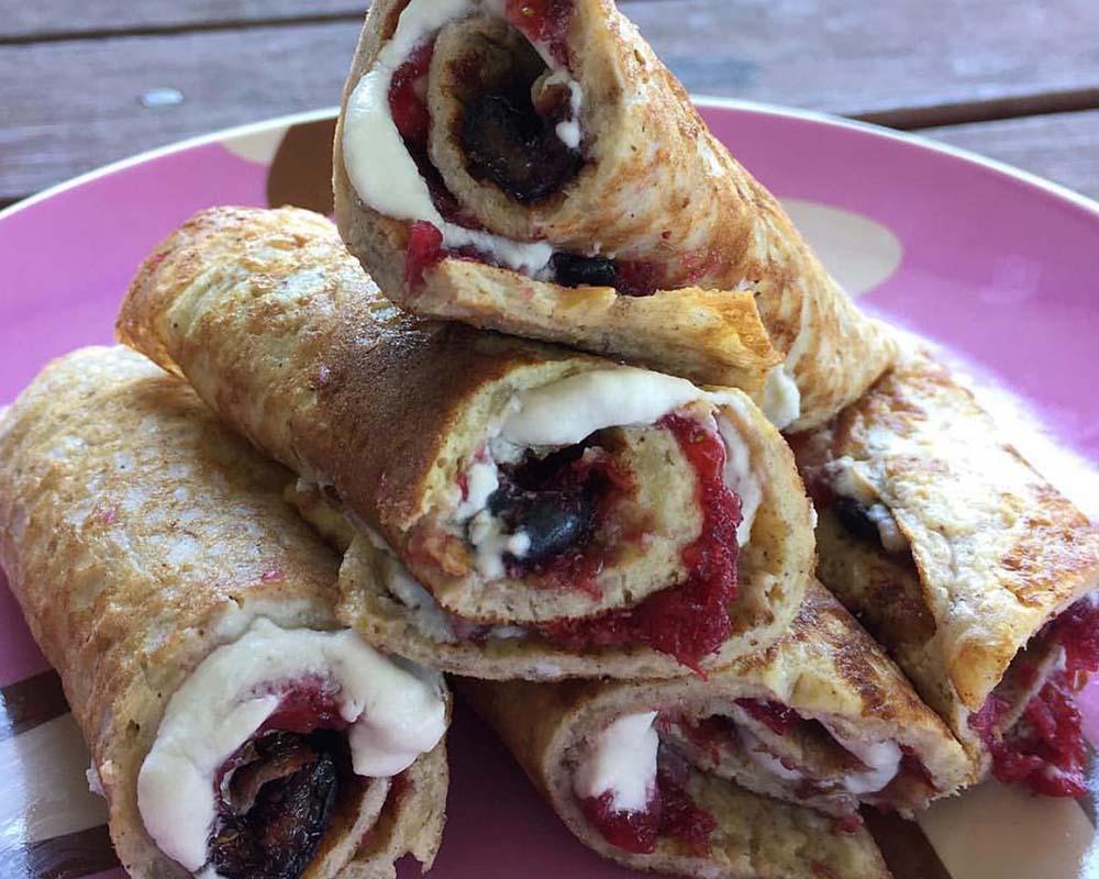 Pancake Rollups